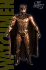 Watchmen Movie Action Figures Nite Owl Series 1 MIB